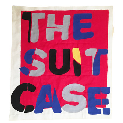 The suitcase by Antonia Weishaupt Hesse Class, Prof. Klaus Hesse